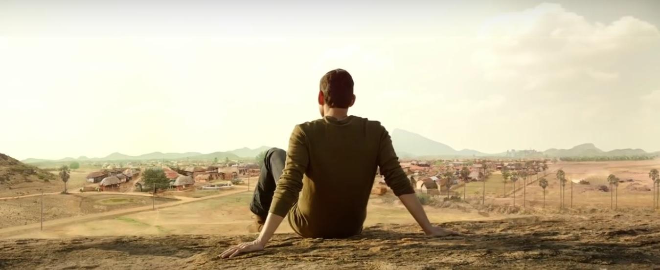 Srimanthudu movie review – Sand Mafia